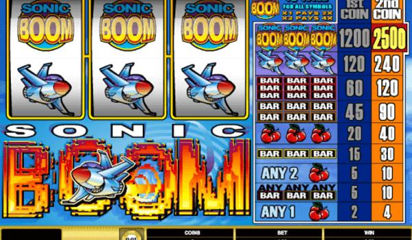 Sonic Boom- Amazing Pokie With Amazing Benefits